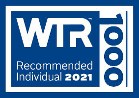 world trademark review recommended individual 2021