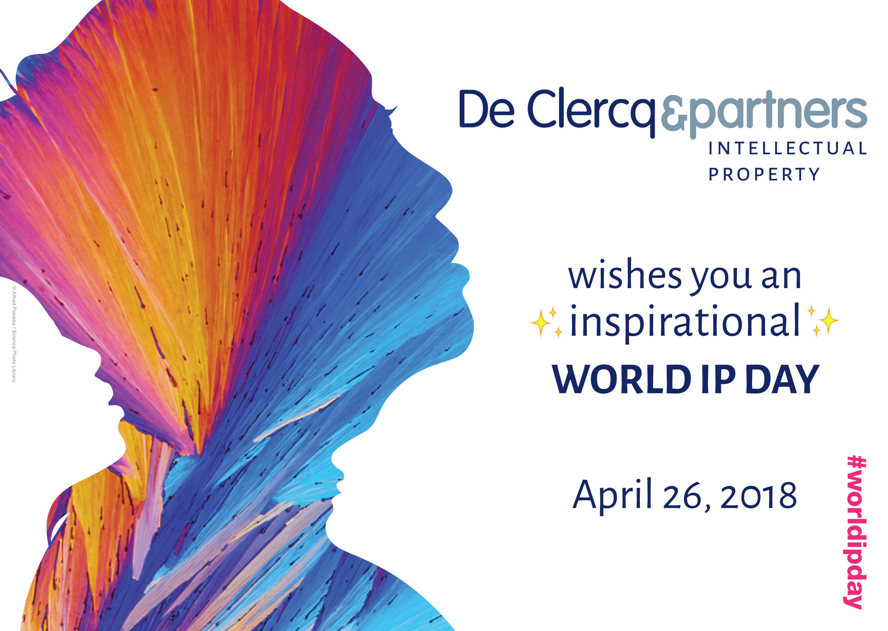 Happy World Intellectual Property Day!