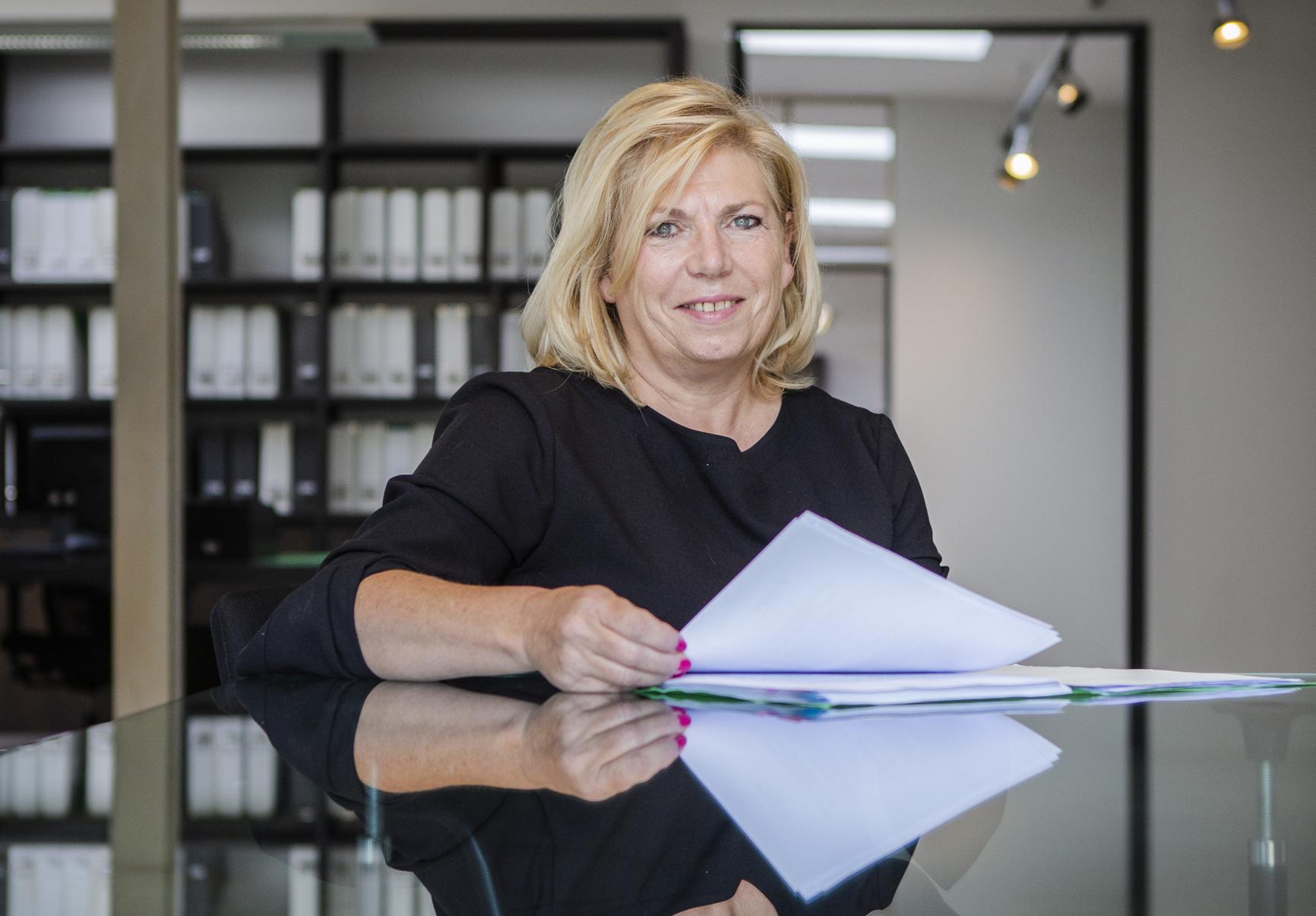 Ann De Clercq featured in MIP's Top 250 Women in IP 2019
